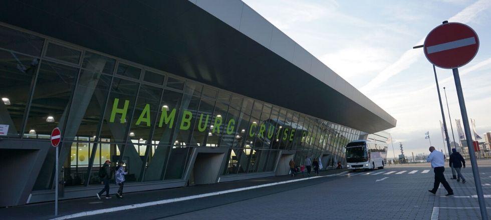 Hamburg Cruise Center Altona