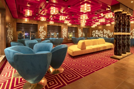 Asia Bar & Lounge | © Meyer Werft