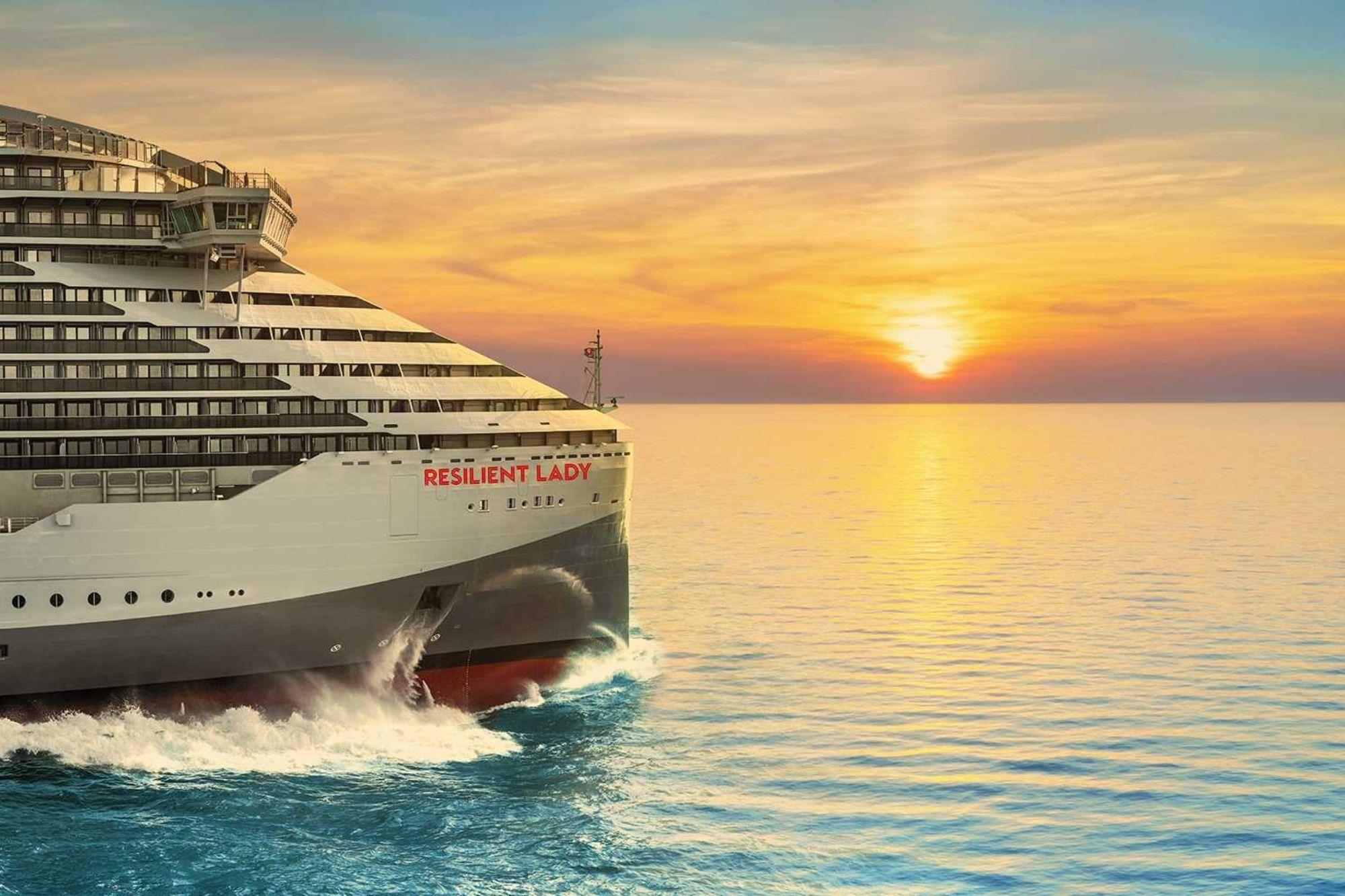 Dritter Virgin Voyages-Neubau wird ,,Resilient Lady'' heißen
