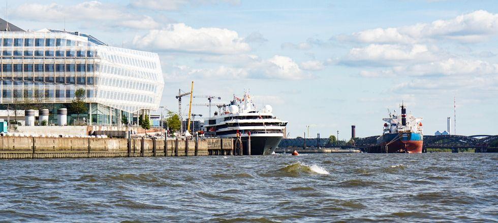 Hamburg Cruise Center HafenCity