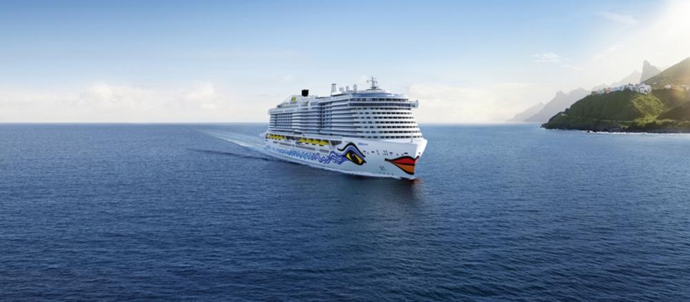 AIDAnova bietet klangvolles Entertainment // © AIDA Cruises