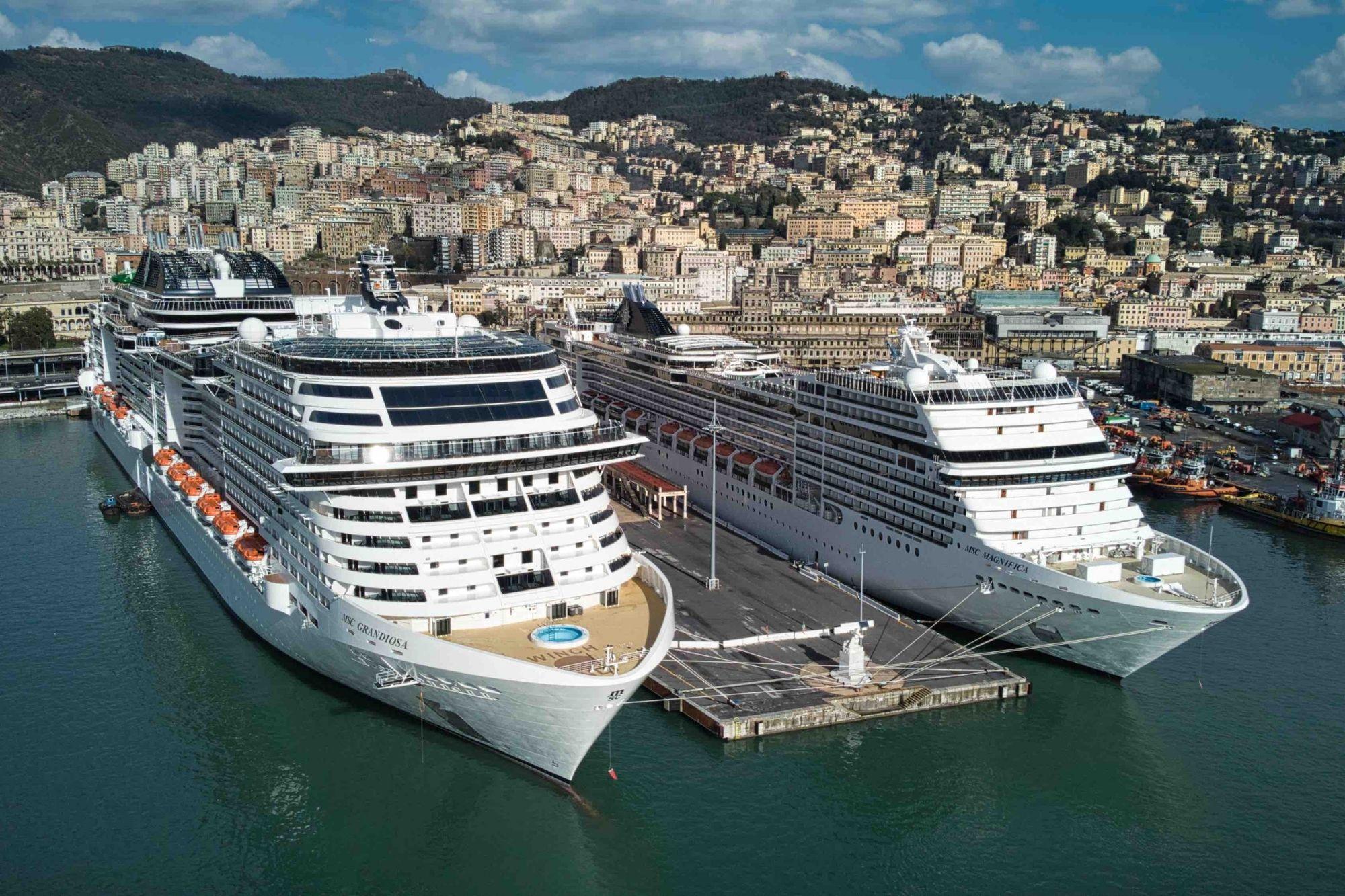 Zweiter Neustart für MSC Cruises