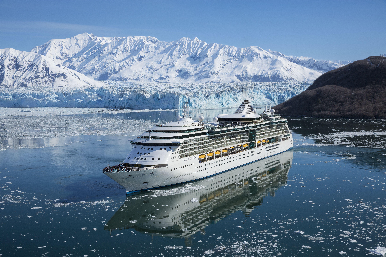 Radiance of the Seas kommt nach Alaska // © Royal Caribbean Cruises Ltd.