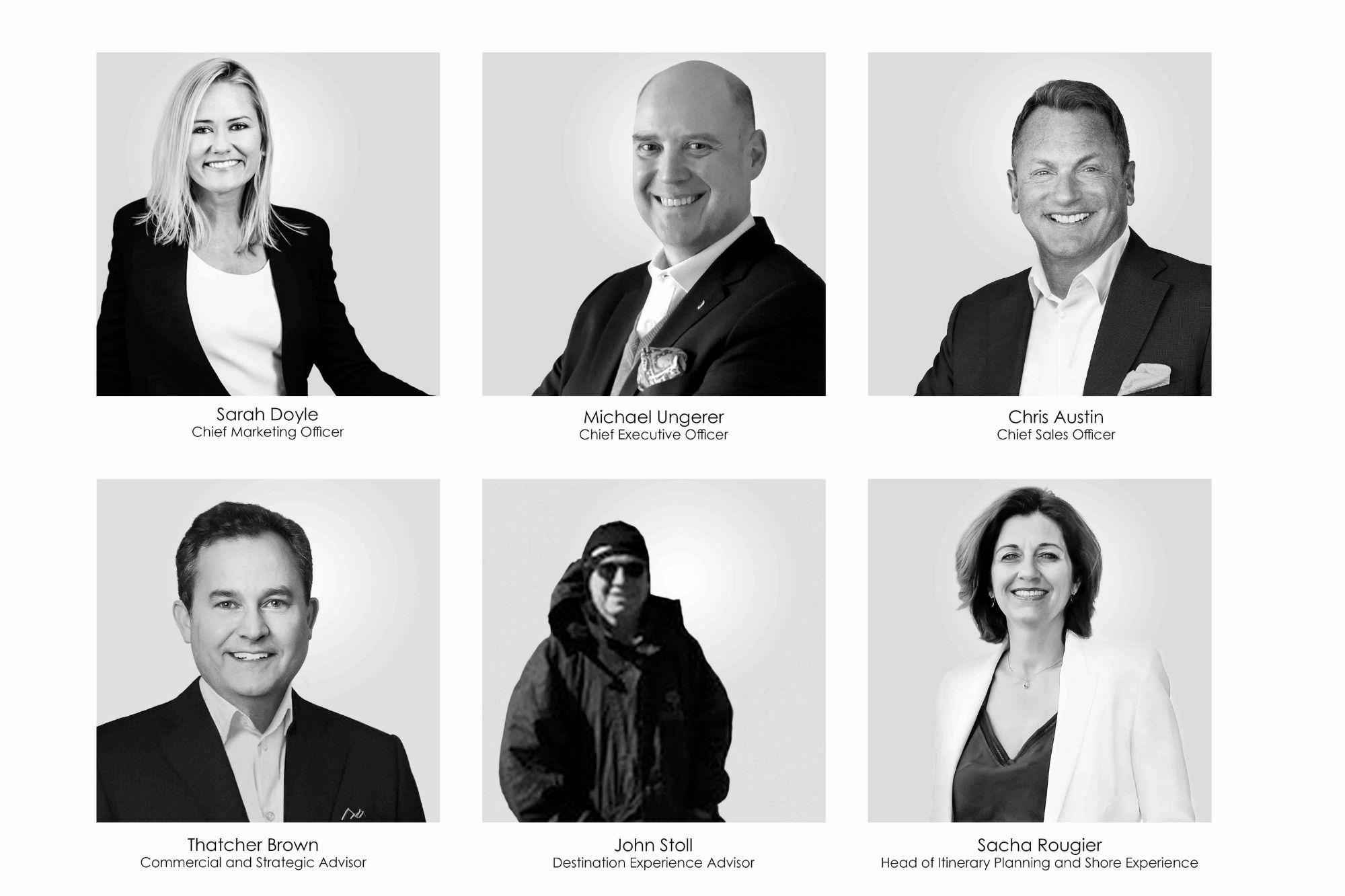 MSC ernennt fünf Führungskräfte für seine neue Luxus-Kreuzfahrtmarke