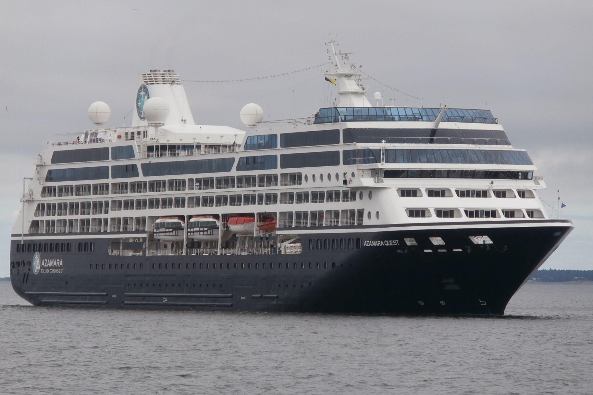 Royal Caribbean Group verkauft Kreuzfahrt-Marke ,,Azamara'' für 201 Millionen US-Dollar