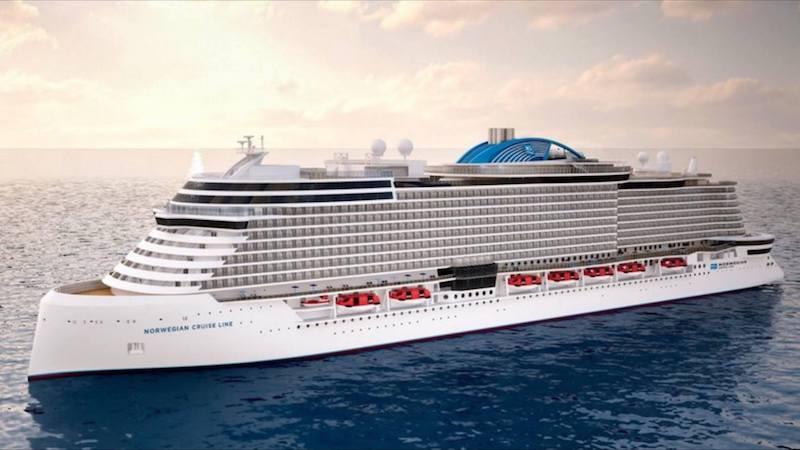 Norwegian Cruise Line Leonardo-Klasse