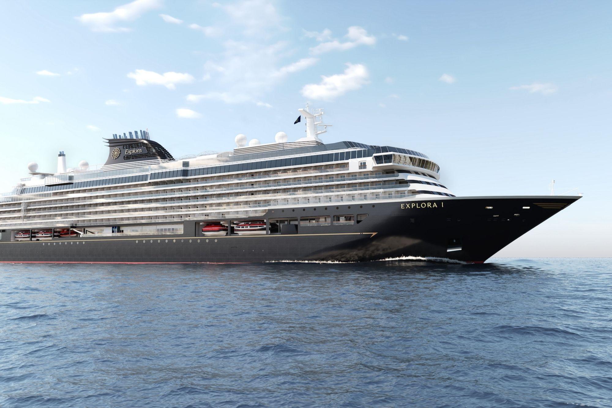 MSC stellt neue Luxusmarke ,,Explora Journeys'' vor