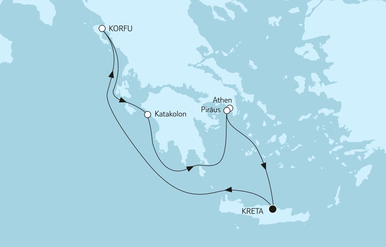 Griechische Inseln 2