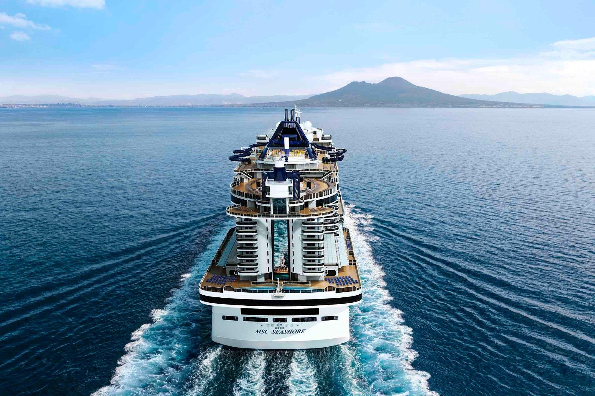 MSC Cruises: Neue Details & Bilder zur MSC Seashore