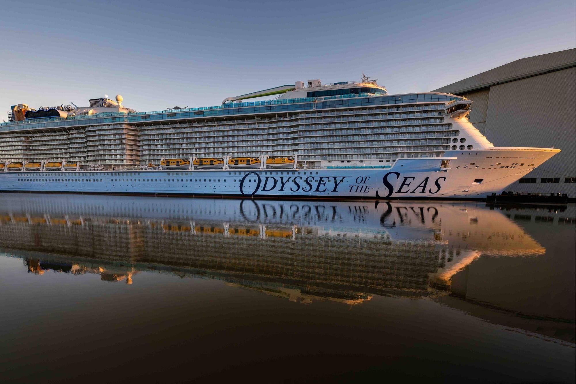 Royal Caribbean: Odyssey of the Seas ab Mai für Israelis mit Impfung