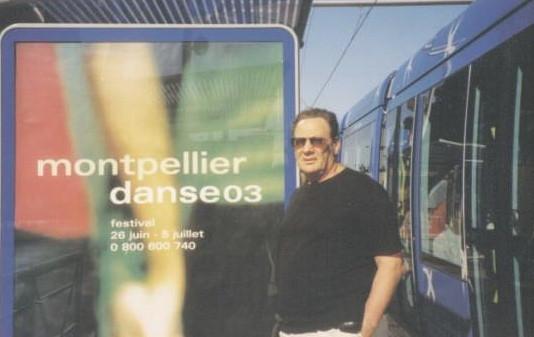 YO EN MONTPELLIER, FRANCIA