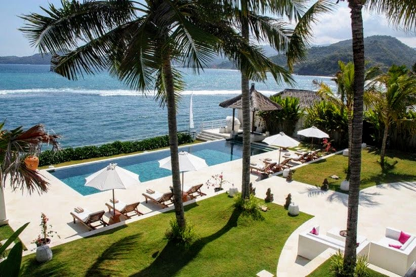 Villa dijual di Manggis. Properti di jual di Bali timur