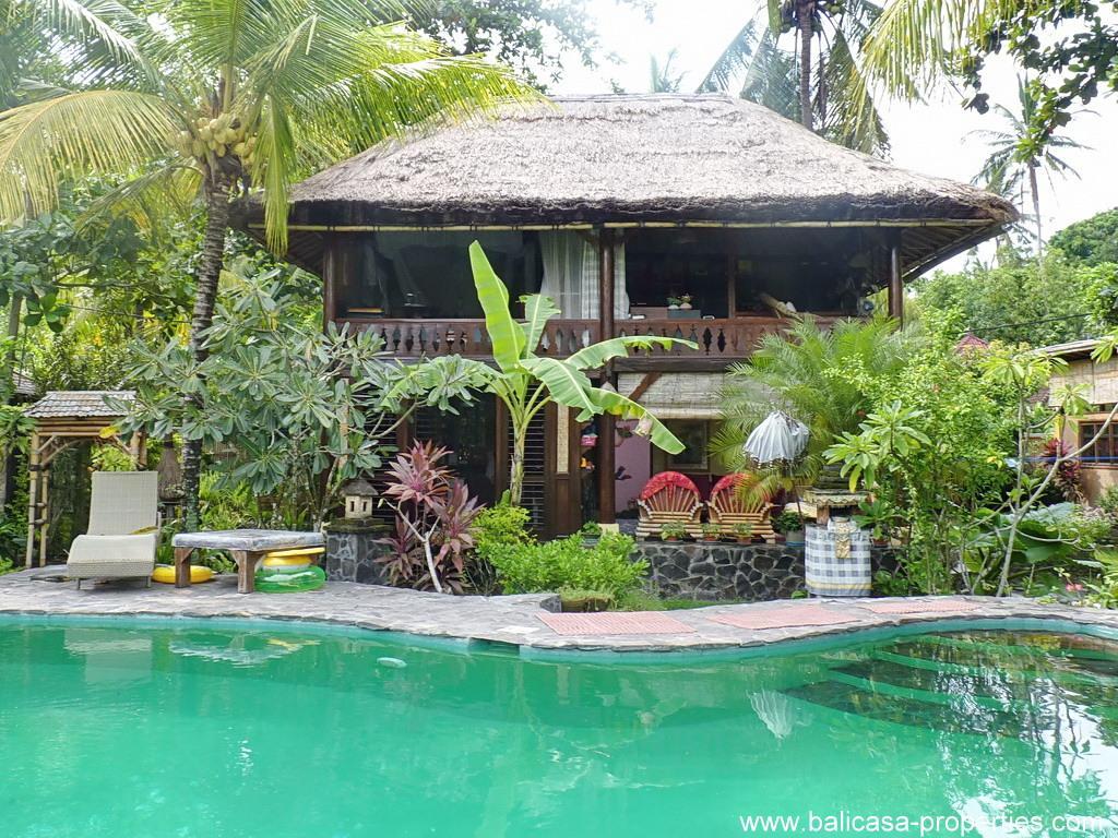 Bali timur villa dijual. Di jual vila di Jasri