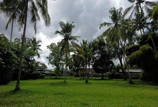 Dijual tanah di Ubud