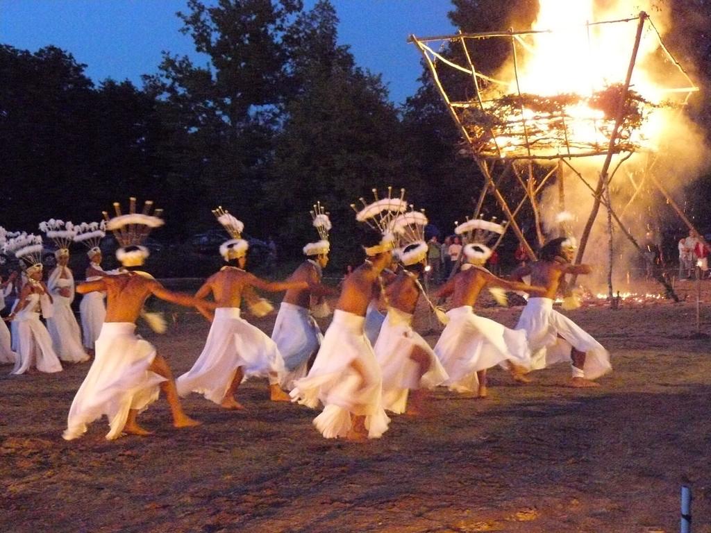 Ballets de Tahiti 2007