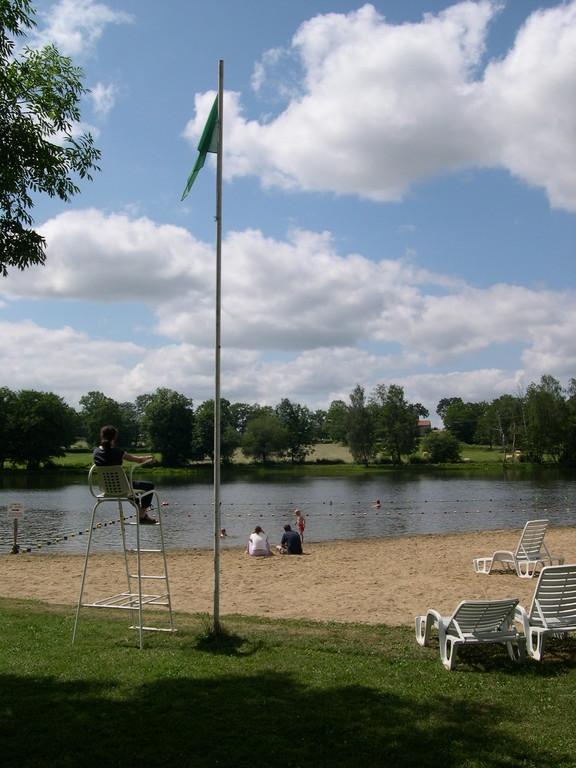...drapeau vert !!! / ... Green flag !!!