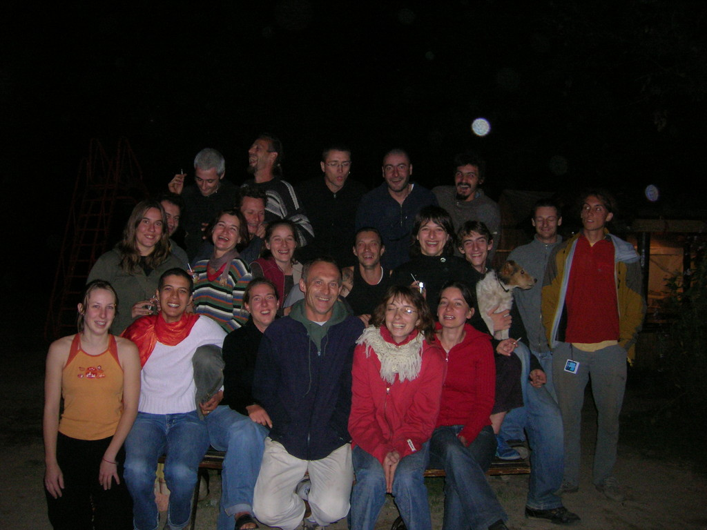 Un bout de l'équipe 2006