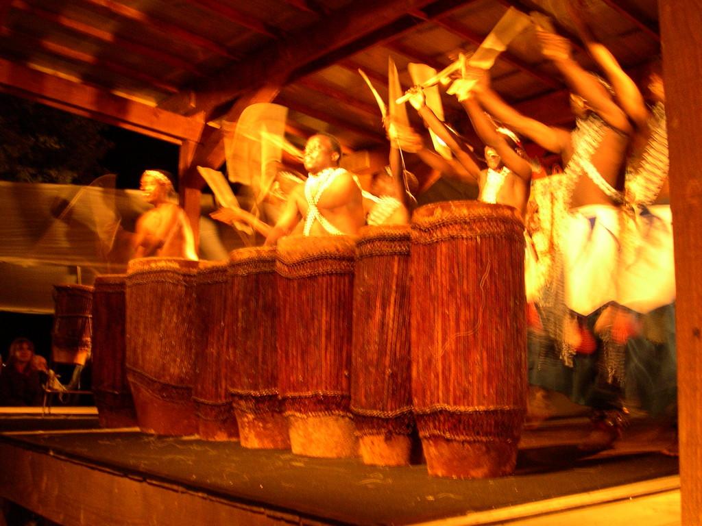 les tambours du Togo 2005