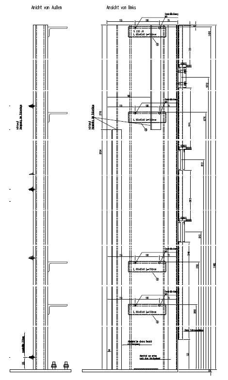 Profilbearbeitung Stahlbau König