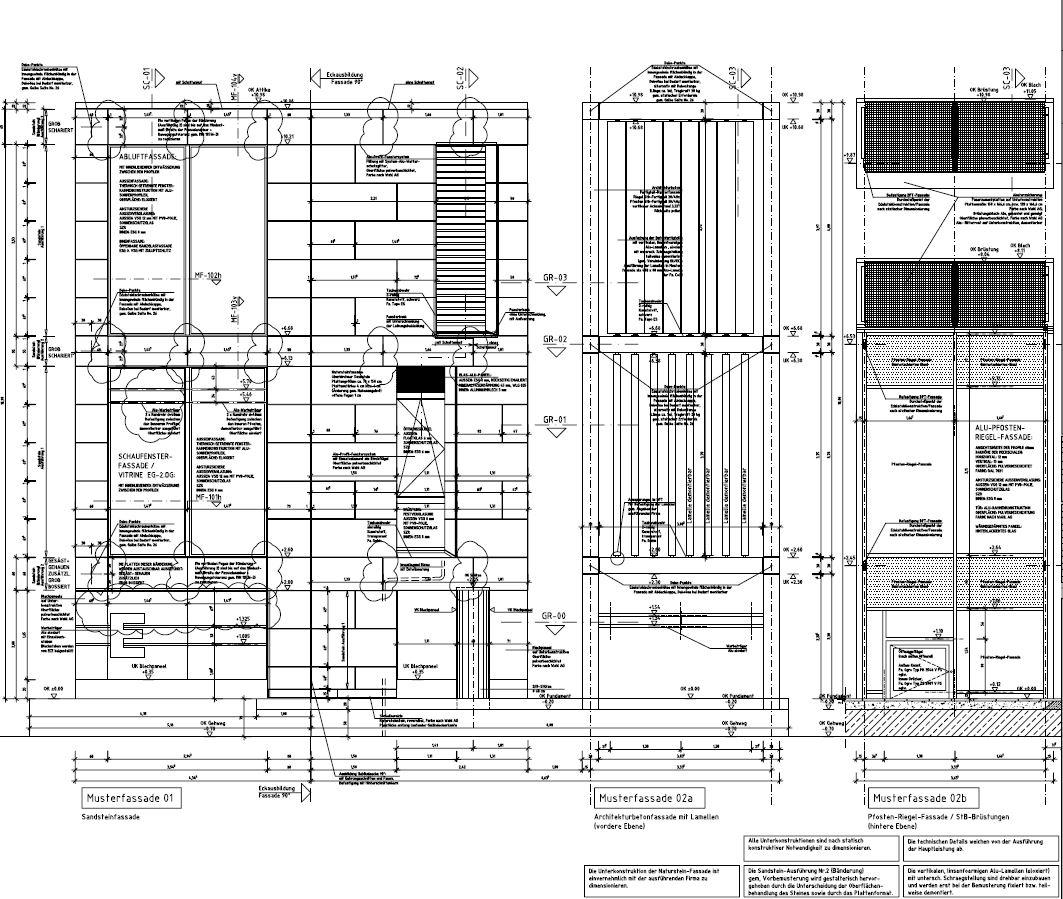 Detailplanung Metallbau König