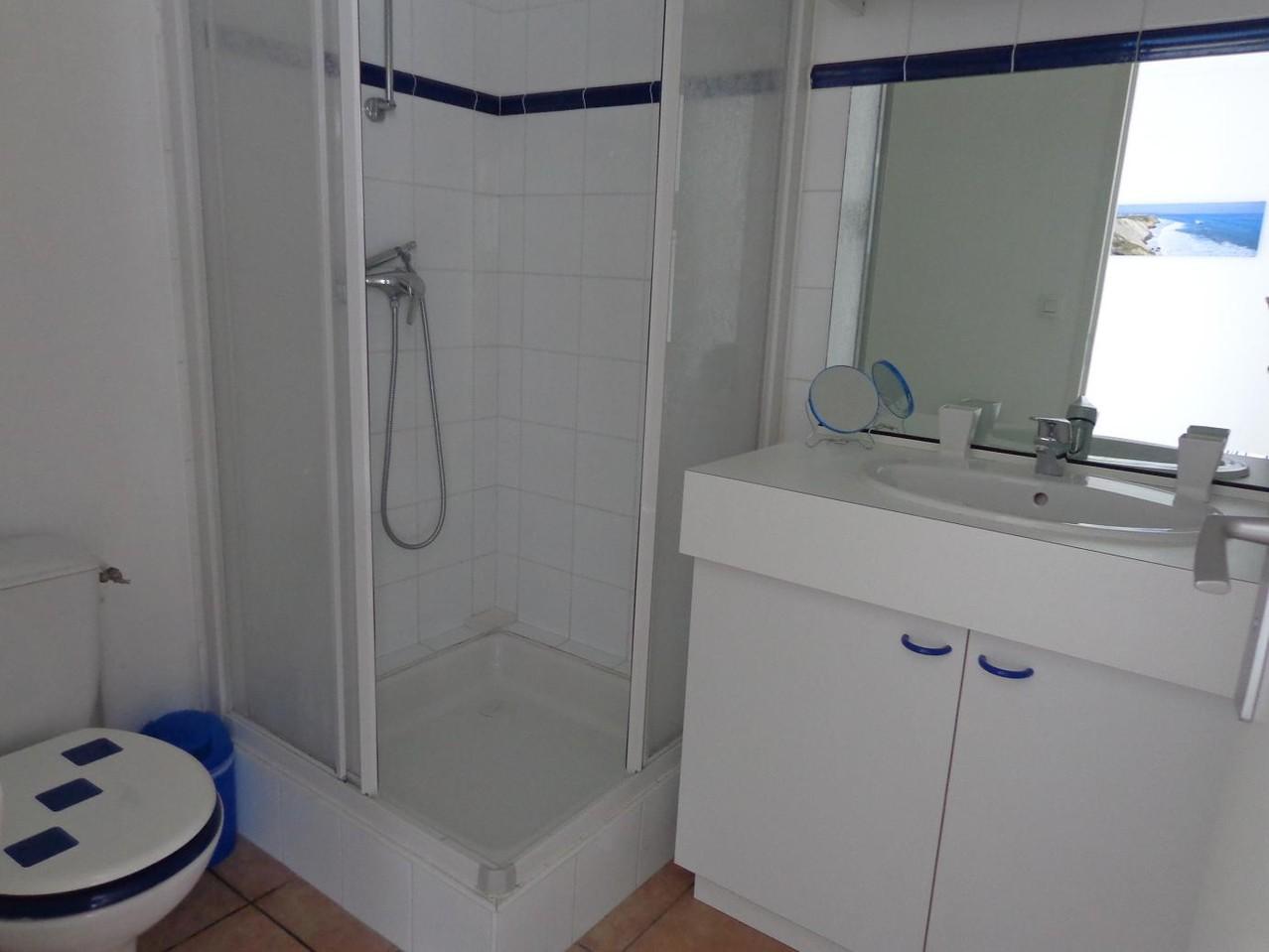 salle de bain studette océan