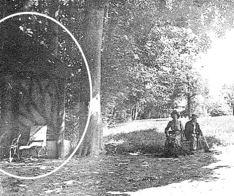 La Fabrique - Vue fin XIXème S.