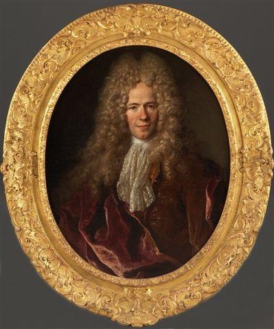 Jean Gruter par Nicolas de Largillière
