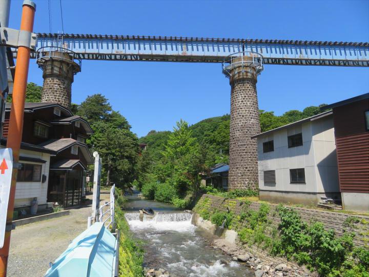 小入川鉄橋