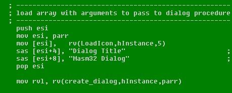Assembler-Code