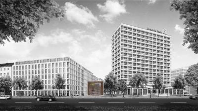 Foto durch DB Bank, Entwurf durch Anja Christine Roß, 2015
