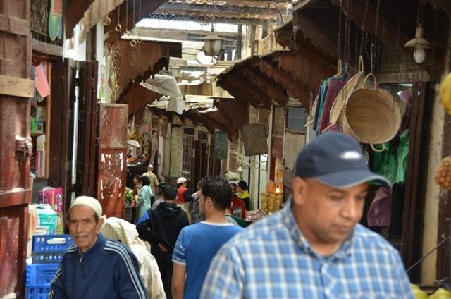 In der Medina von Fés