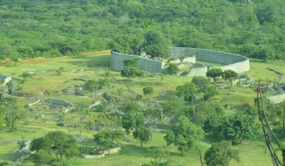 Ruinen von Great Zimbabwe