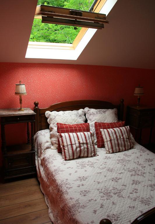 Chambre du second avec lit en 1,40