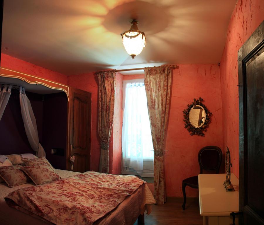 La chambre avec lit en 1,60
