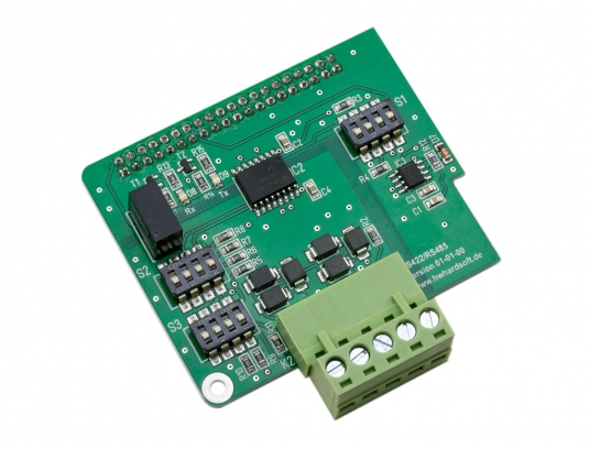 RS485 HAT for Raspberry Pi