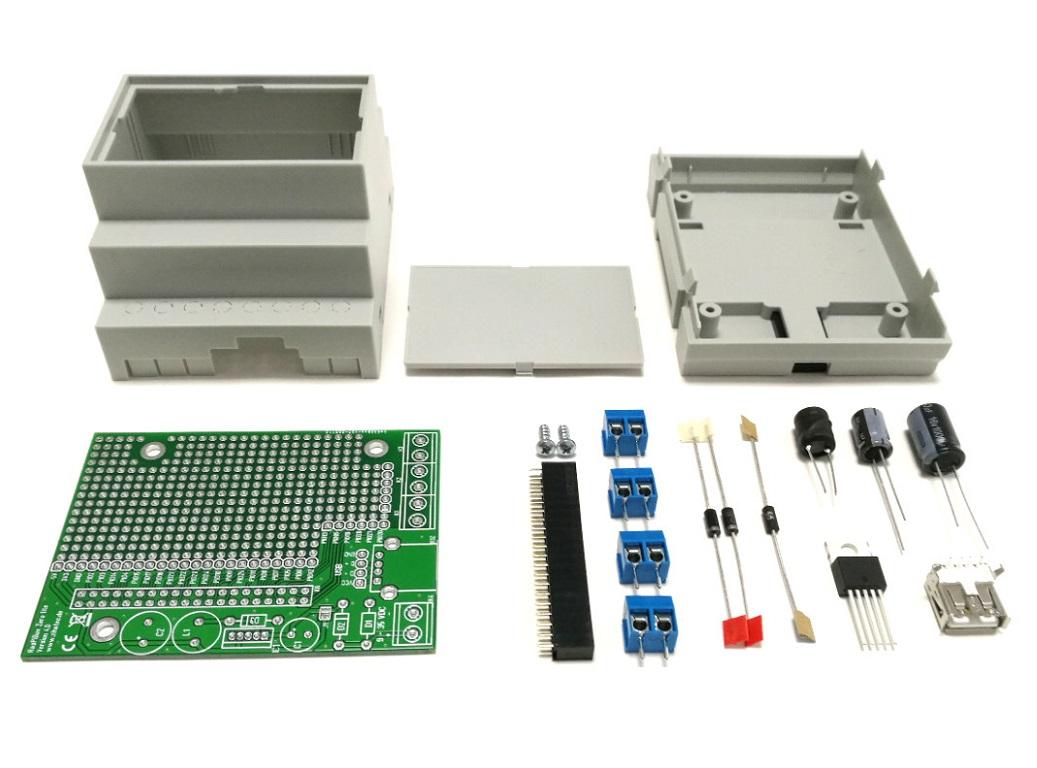 Standard kit (including voltage regulator)
