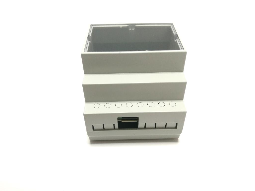 RasPiBox Compact Ansicht von hinten
