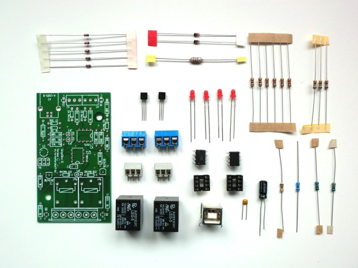 SimpliBox IO diy kit