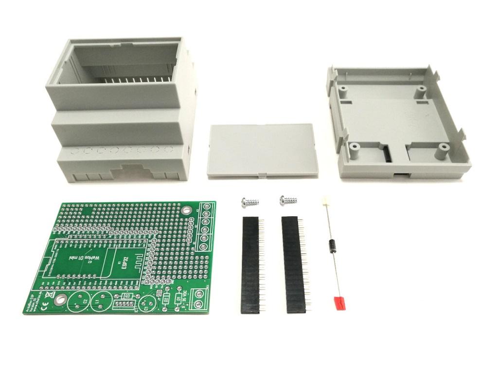 ArduiBox ESP Bausatz Basic (ohne Spannungsregler)