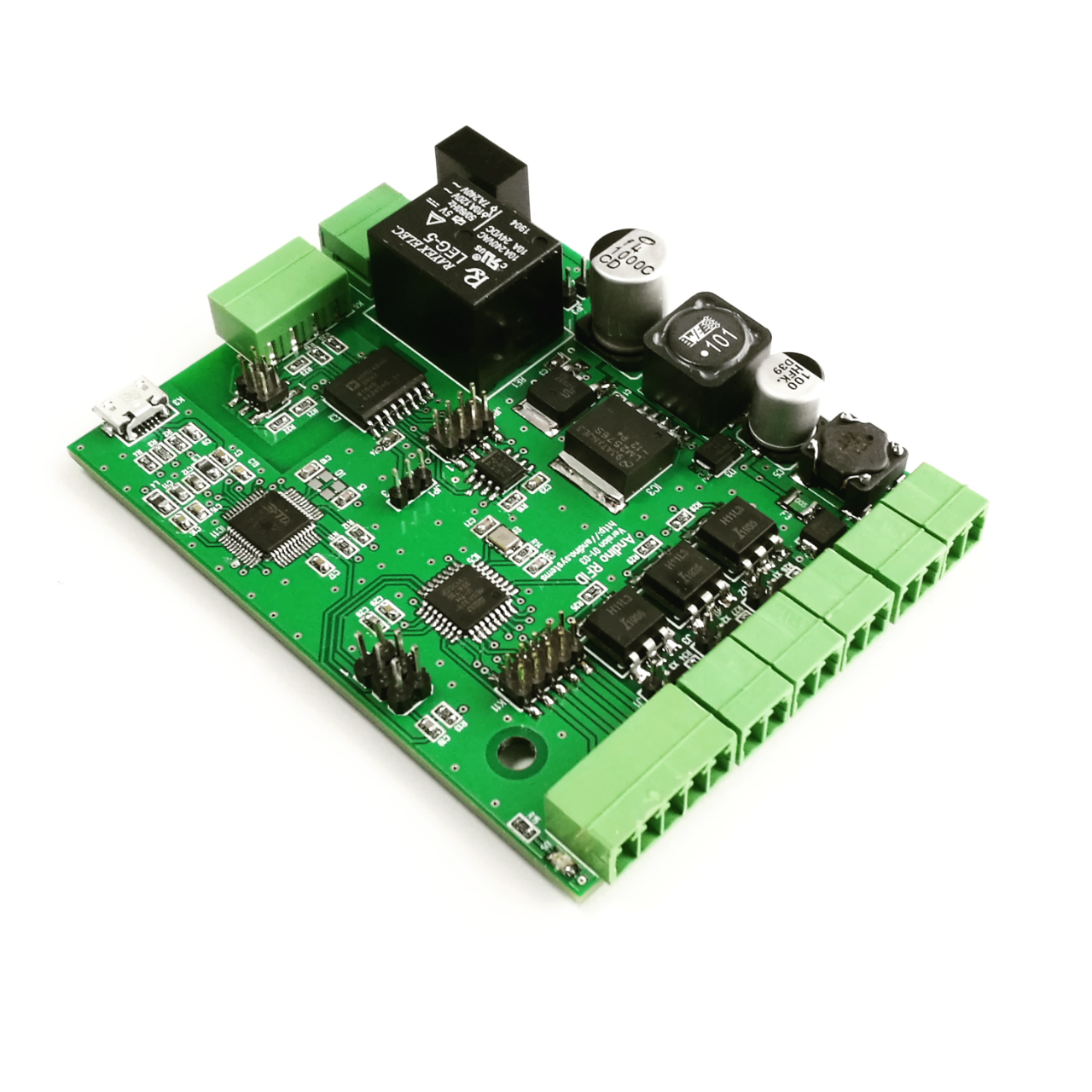 USB IO extension for Raspberry Pi
