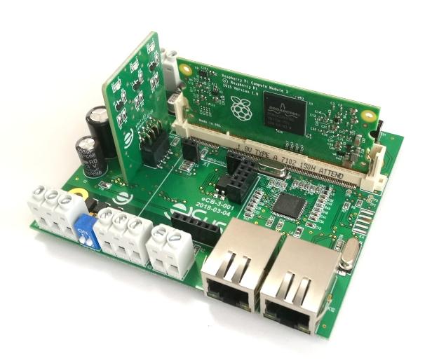 Smartmeter based on Compute Module 3