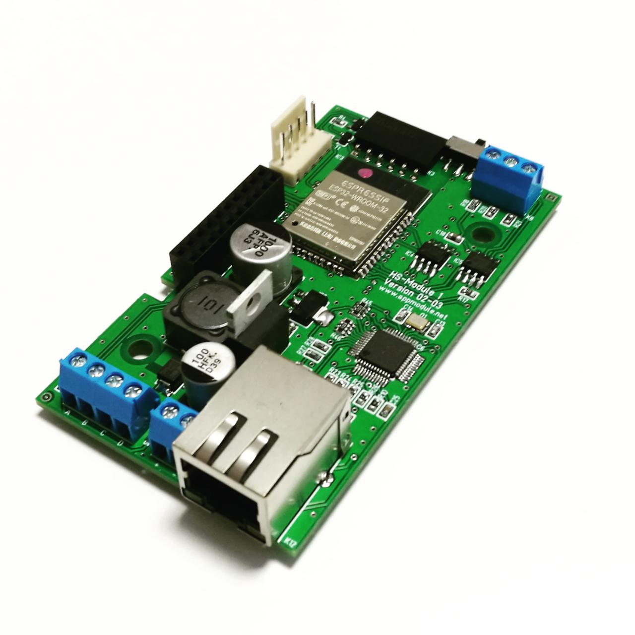 IoT controller mit ESP32