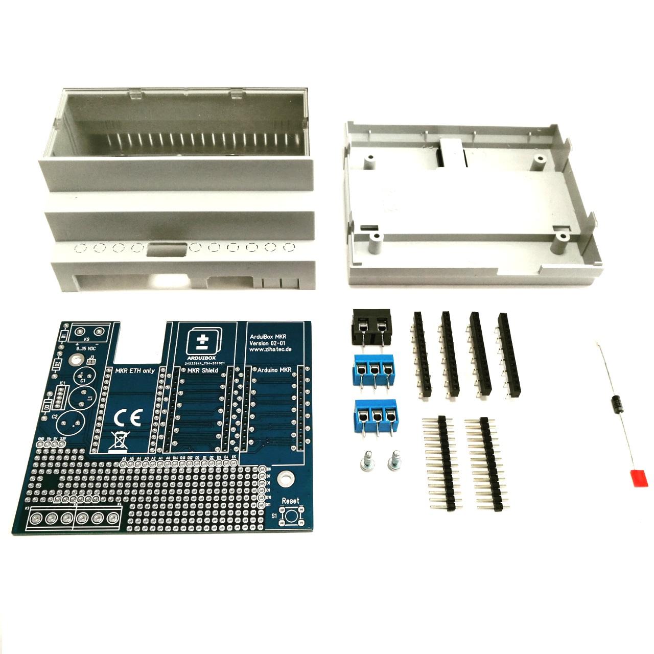 ArduiBox MKR Basic Kit