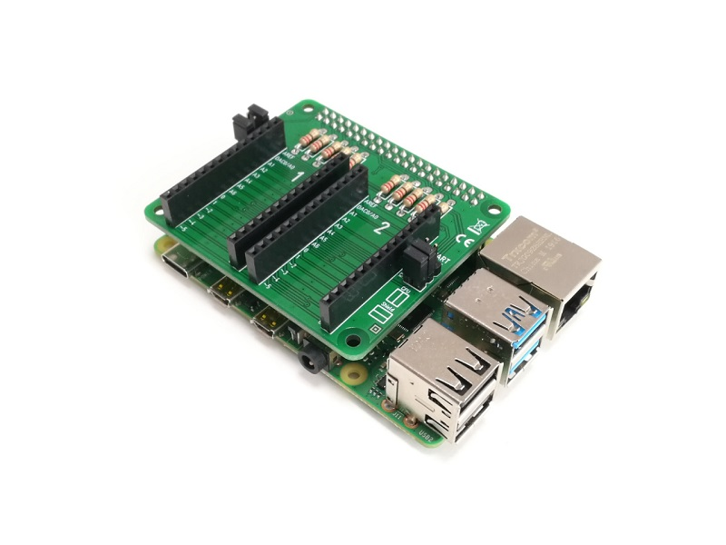 PiMKRHAT mit Raspberry Pi 4