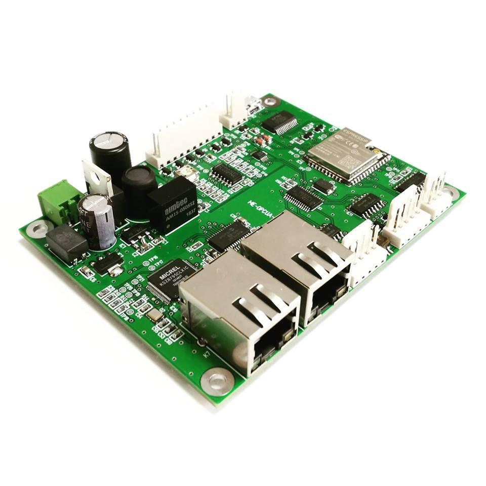 ESP32 based OPC UA Gateway
