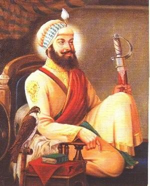 Sri Guru Har Gobind Ji