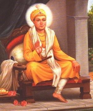 Sri Guru Har Krishan Ji
