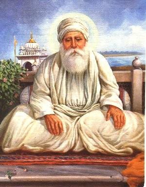Sri Guru Amar Das Ji