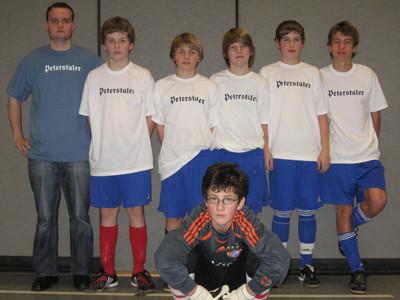 C2-Junioren: SC Kuhbach/R.