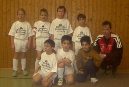F-Junioren: FC Lahr-West
